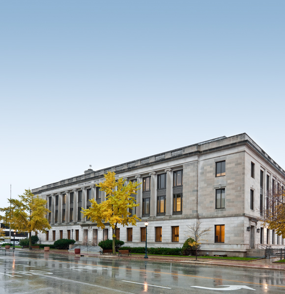 Cedar Rapids Federal Courthouse