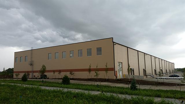 Knapp Airport Park Warehouse