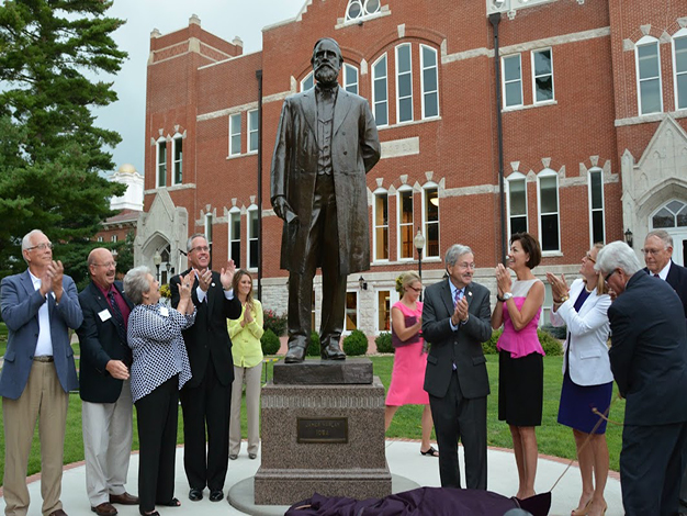 James Harlan Statue
