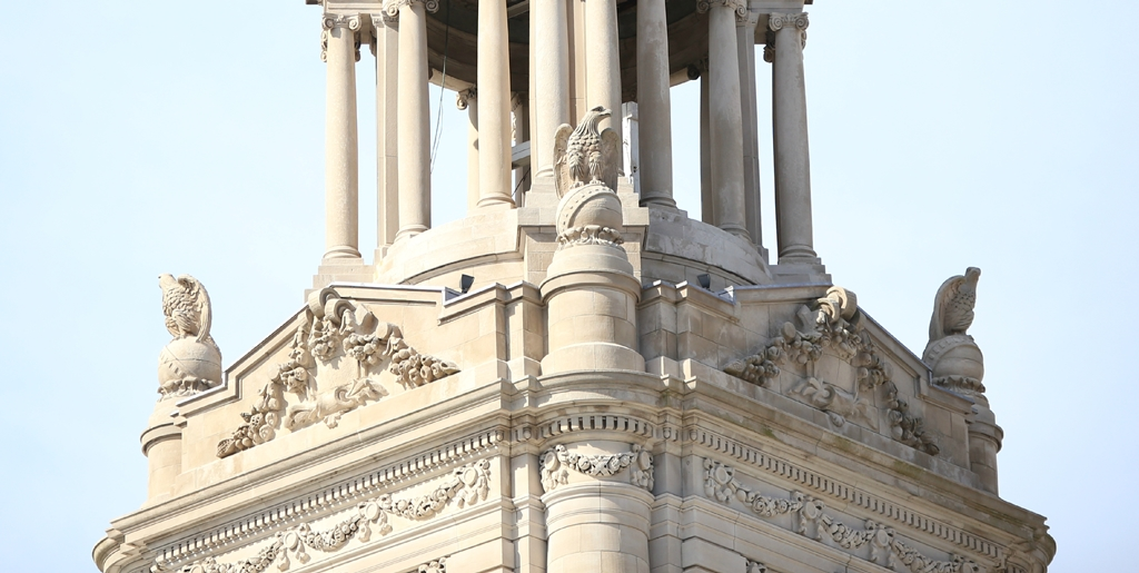 Polk County Courthouse Exterior Restoration