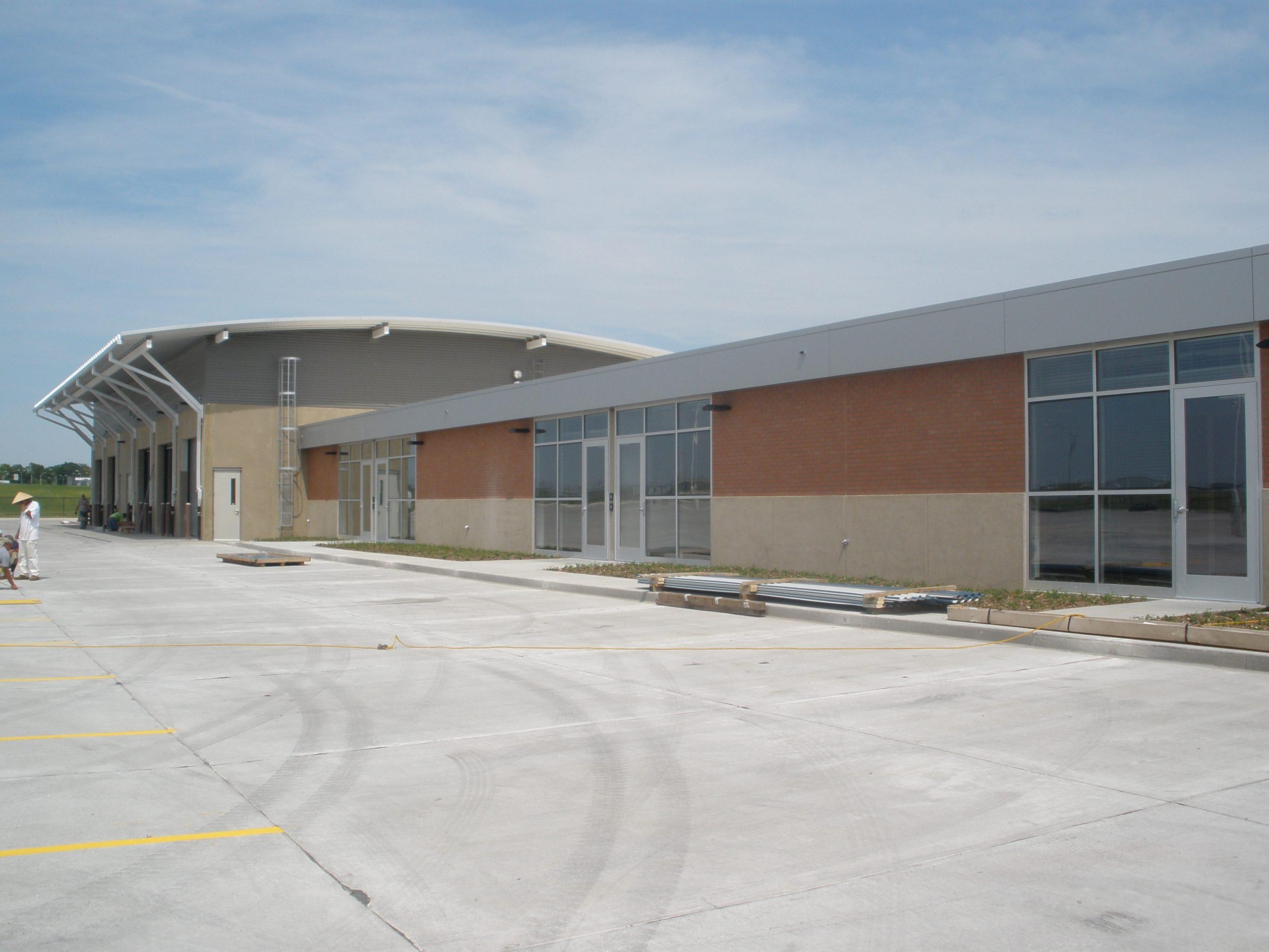 Des Moines Airport Rental Car Facility