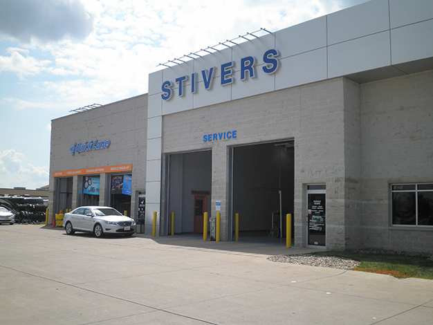 Stivers Collision Center