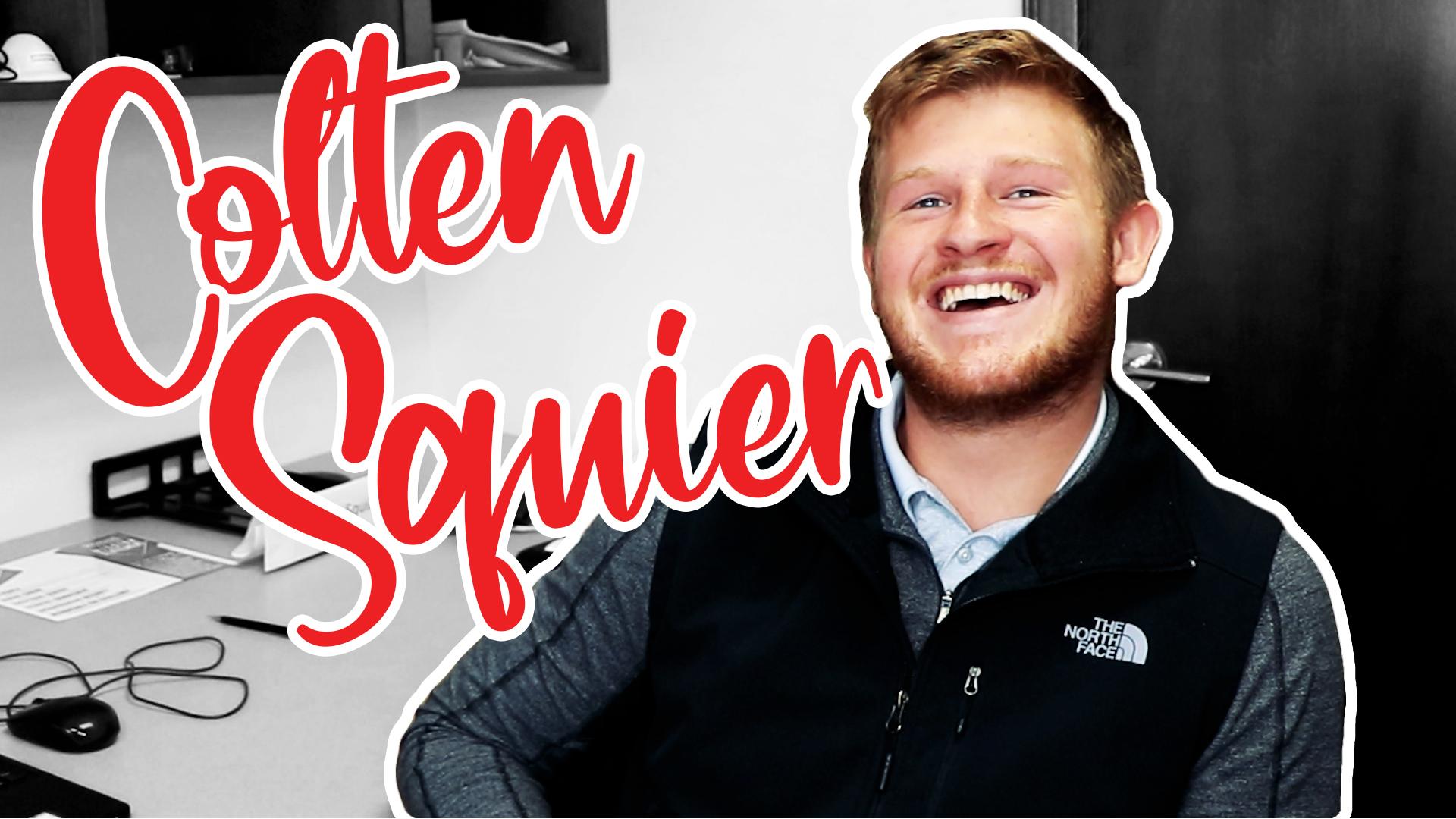 Neumann Intern Recap: Colten Squier
