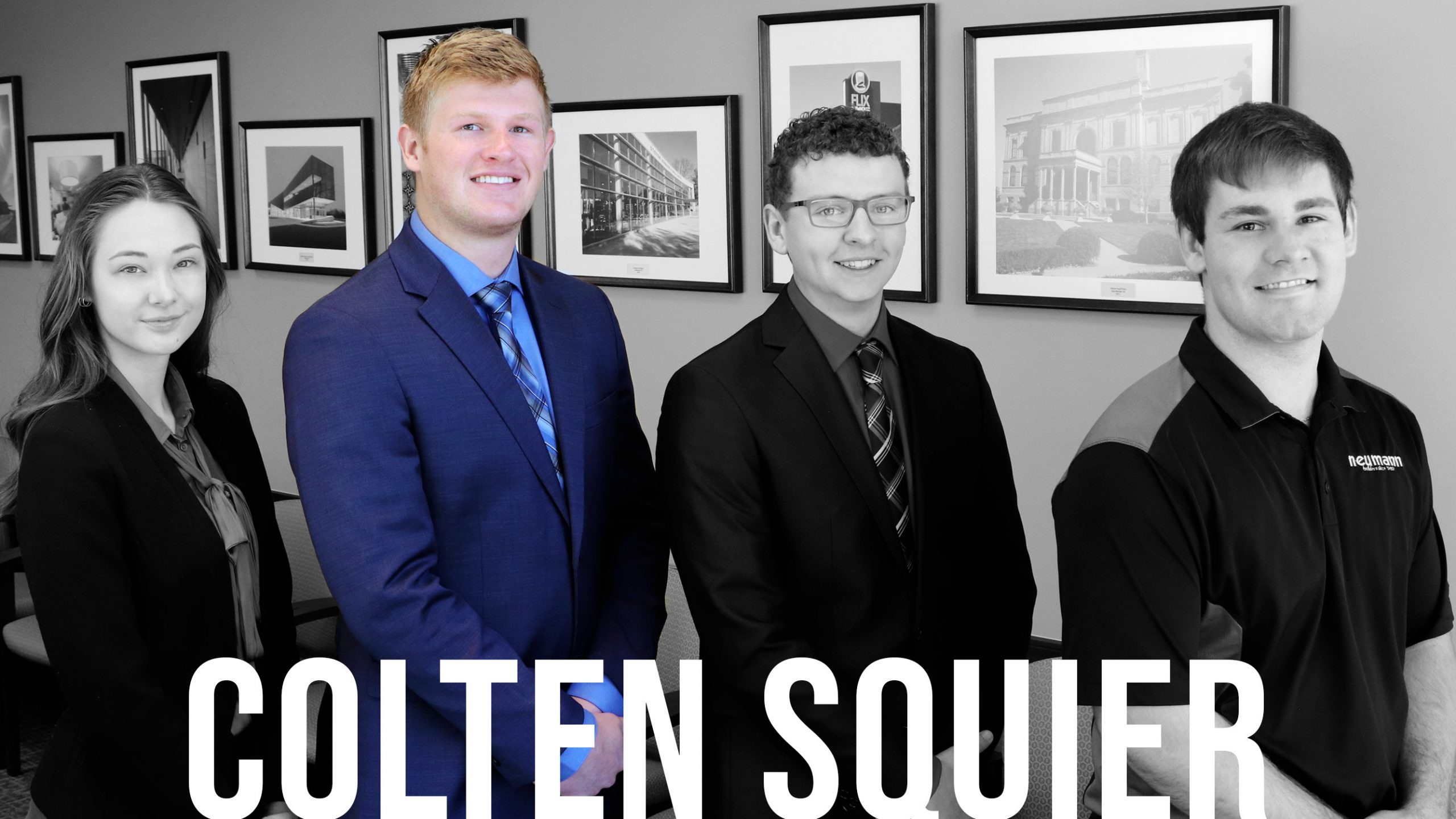 Meet the Interns: Colten Squier