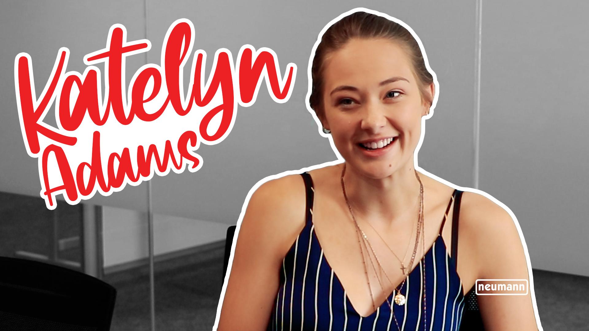 Neumann Intern Recap: Katelyn Adams