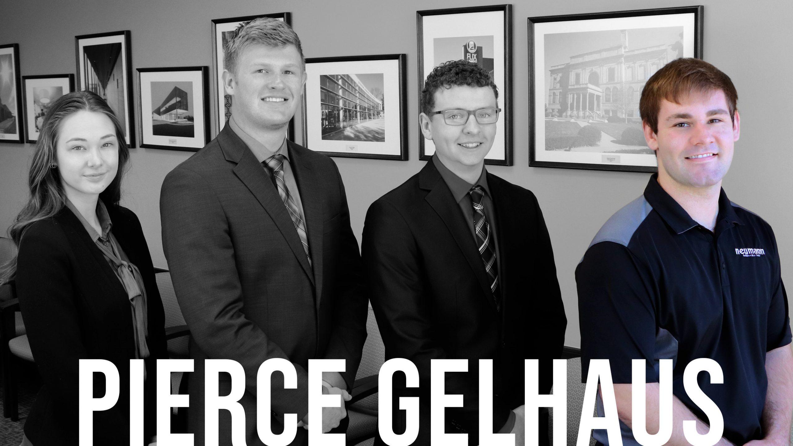 Meet the Interns: Pierce Gelhaus
