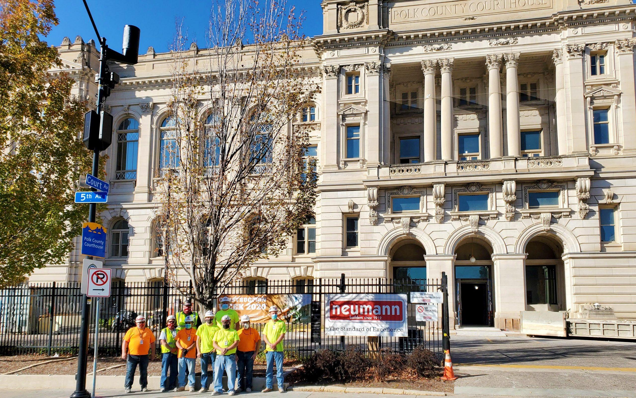 Construction Week 2020