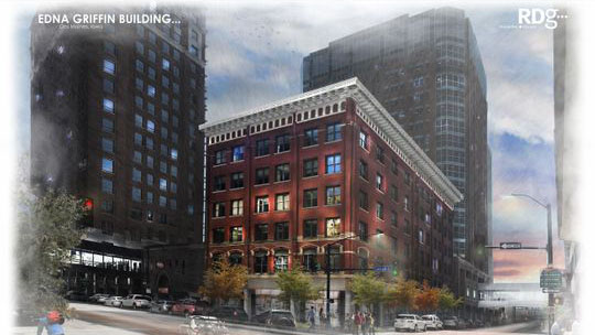 Planning for the Unknown: Neumann Awarded Edna Griffin Building Project