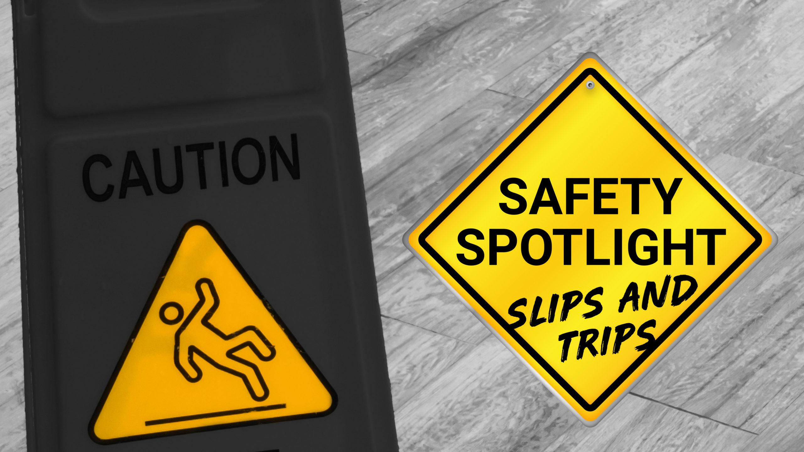 Safety Spotlight: Slips and Trips