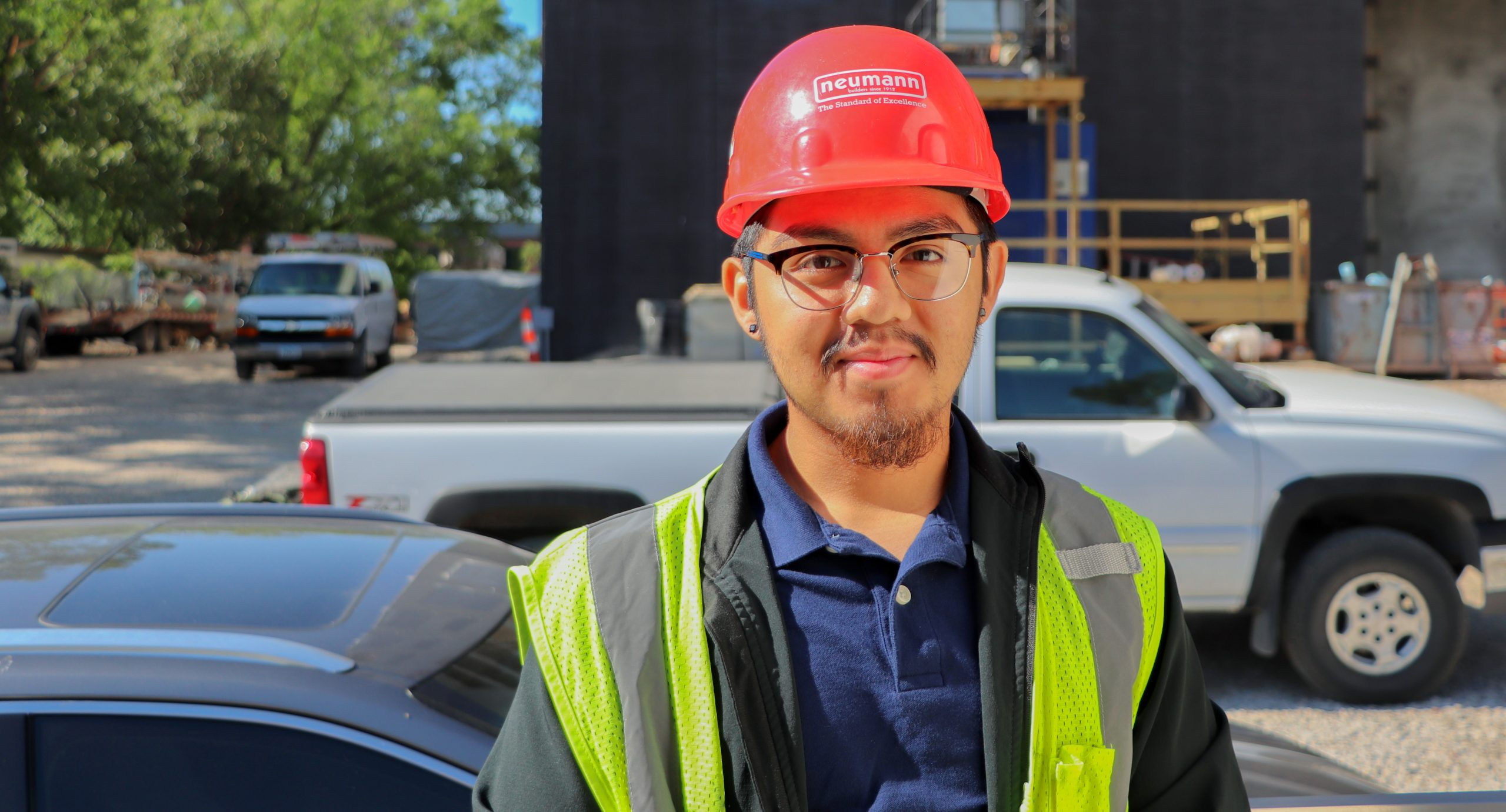 Intern Spotlight: Carlos Jimenez