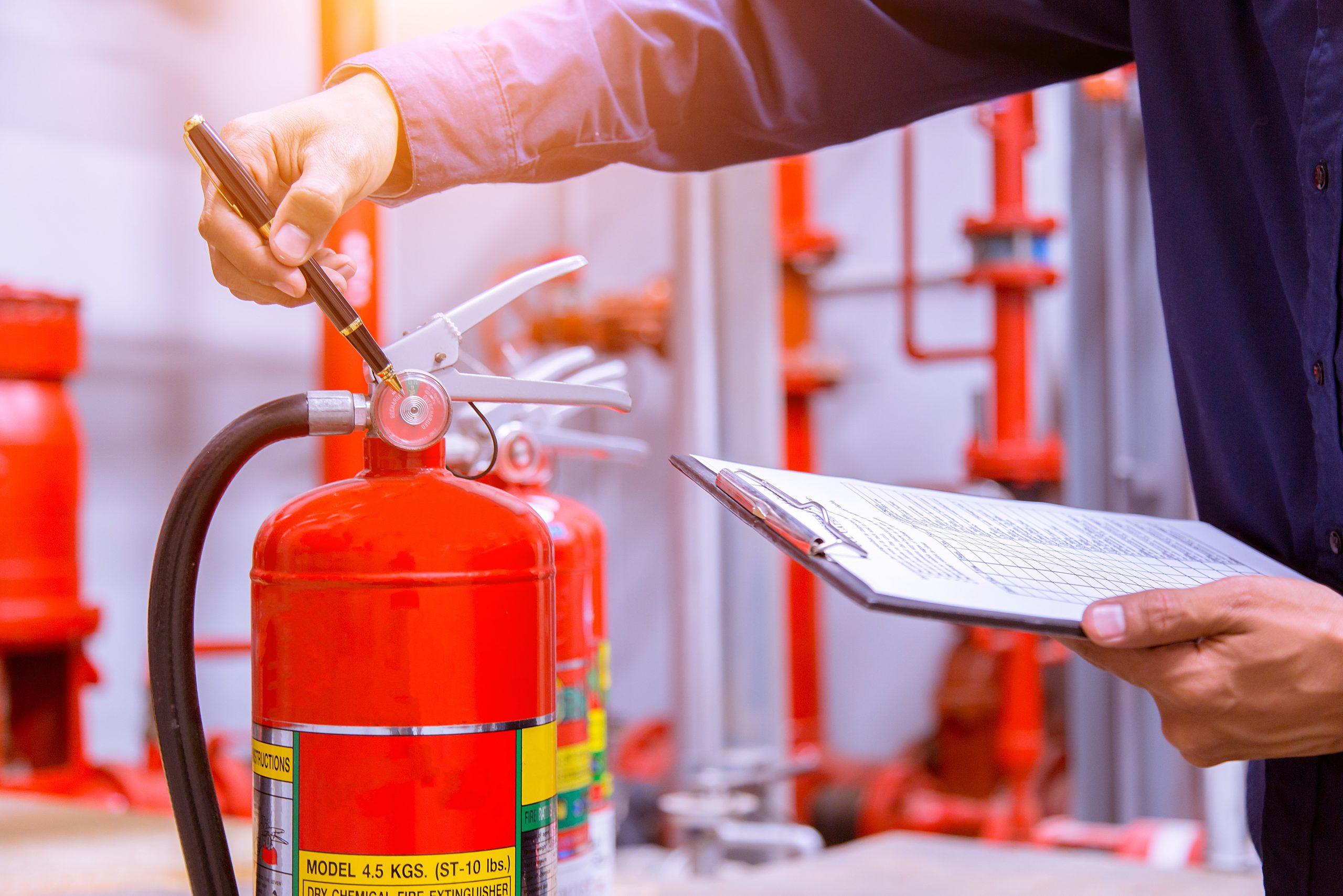 Safety Spotlight: Fire Protection